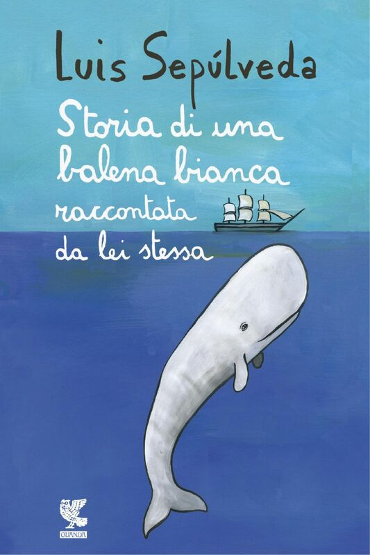 Storia di una balena bianca raccontata da lei stessa