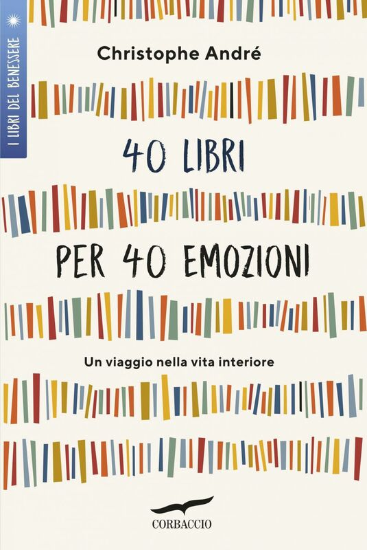 40 libri per 40 emozioni