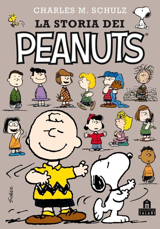 La storia dei Peanuts
