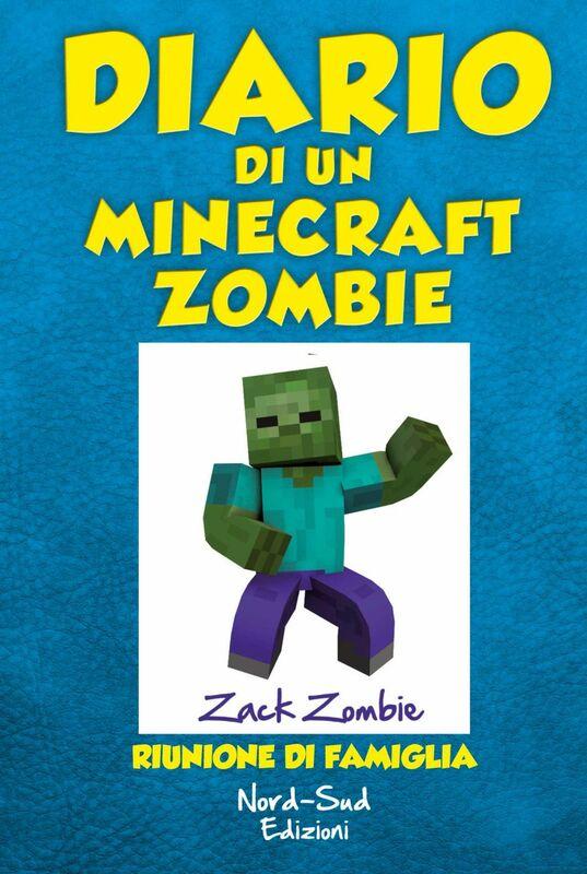 Diario di un Minecraft Zombie. Riunione di famiglia