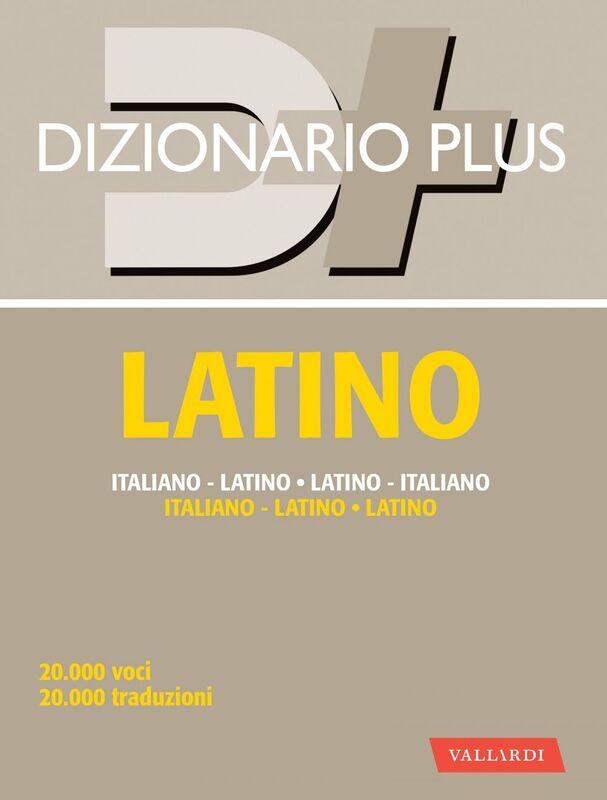 Dizionario latino plus