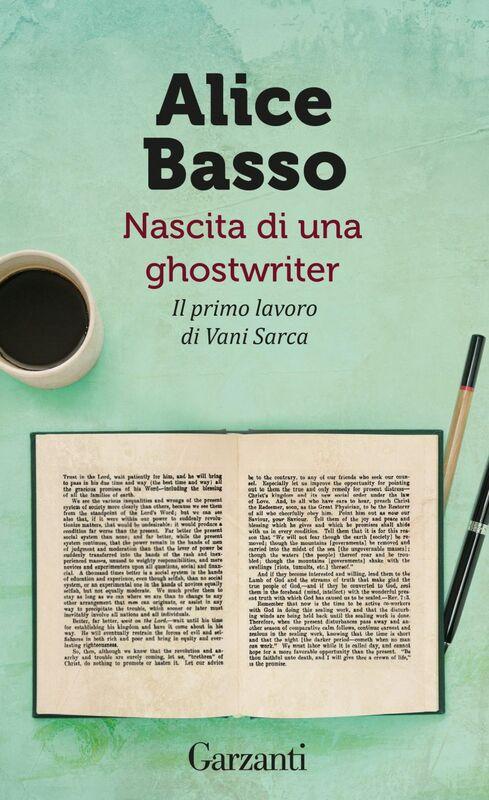 Nascita di una ghostwriter Il primo lavoro di Vani Sarca
