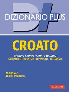 Dizionario croato plus