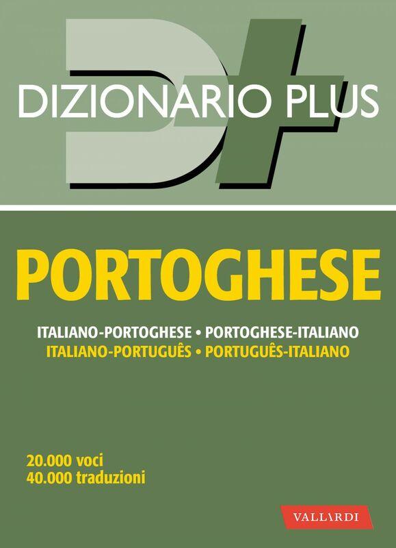 Dizionario portoghese plus