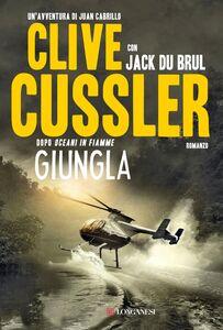 Giungla Oregon Files - Le avventure del capitano Juan Cabrillo