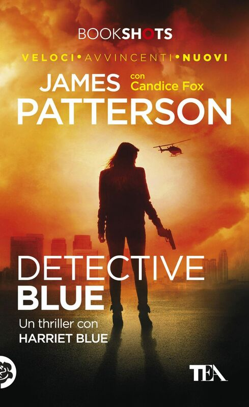 Detective Blue Un thriller con Harriet Blue