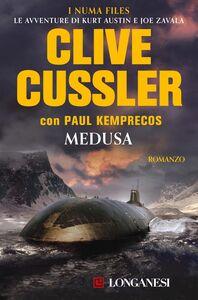 Medusa NUMA files - Le avventure di Kurt Austin e Joe Zavala