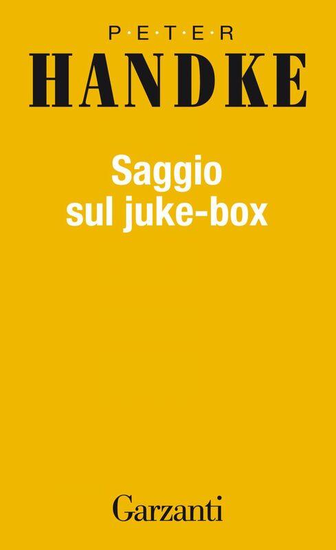 Saggio sul juke-box