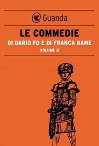 Le Commedie di Dario Fo Vol.2