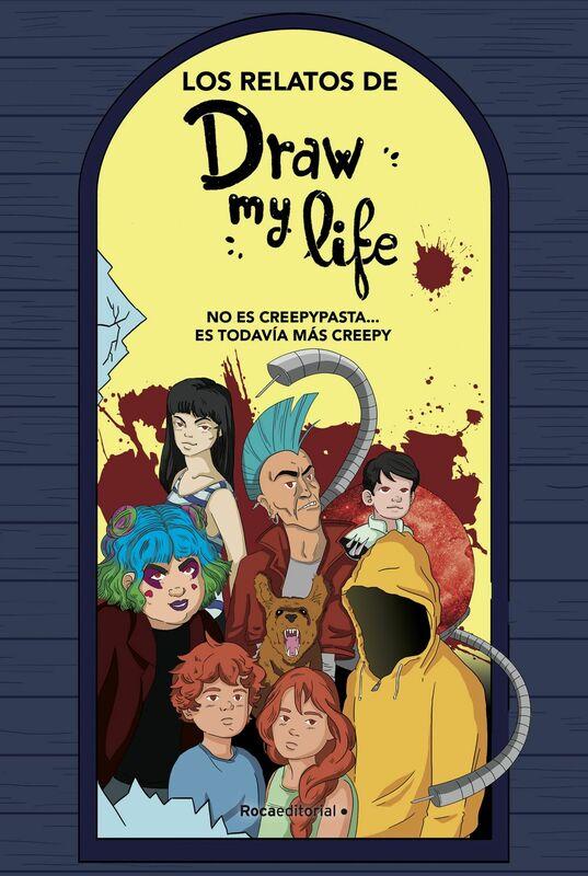 Los relatos de Draw my life No es creepypasta… Es todavía más creepy