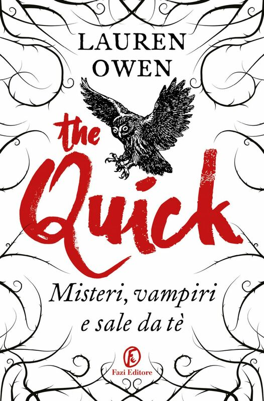 The Quick Misteri, vampiri e sale da tè