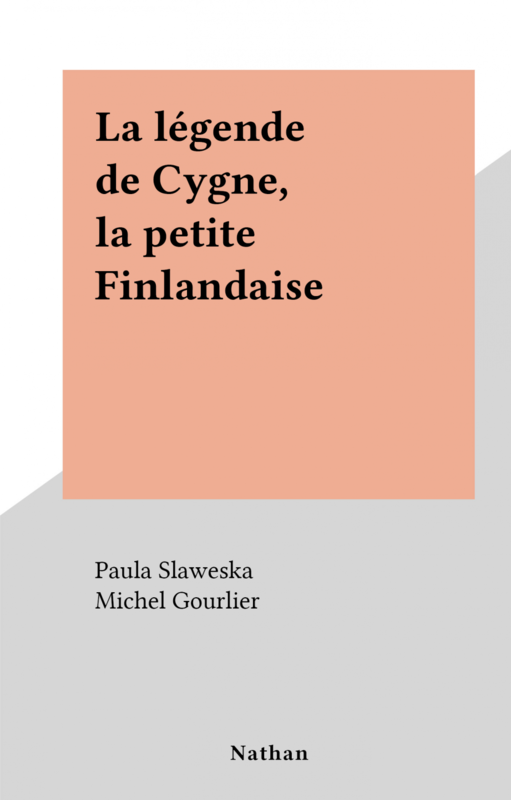 La légende de Cygne, la petite Finlandaise