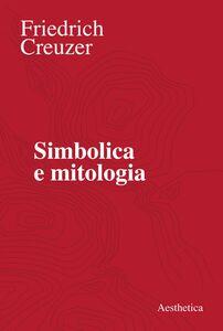 Simbolica e mitologia Un'introduzione