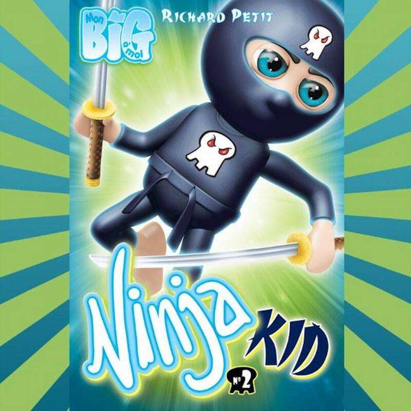 Ninja kid - Tome 2 Tome 2
