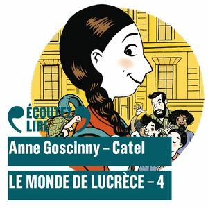 Le monde de Lucrèce (Tome 4)