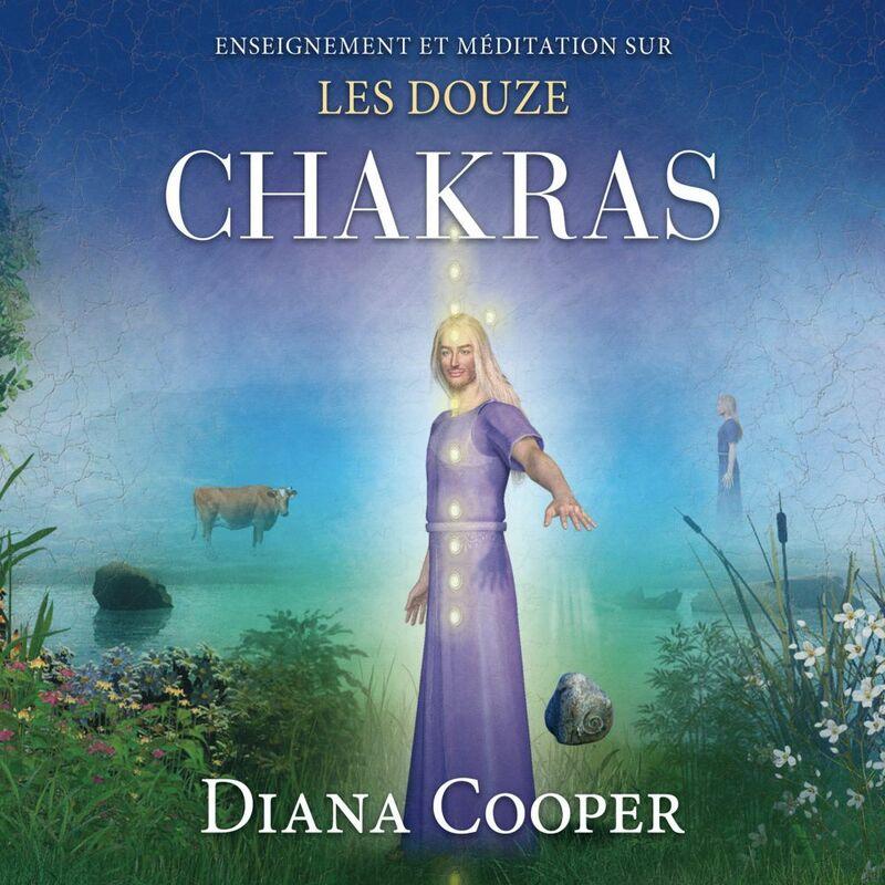 Enseignement et méditation sur les douze chakras Enseignement et méditation sur les douze chakras