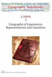 Geography Notebooks. Vol 2, No 2 (2019). Geographical Experiences, Representations and Narratives