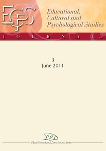 Journal of Educational, Cultural and Psychological Studies (ECPS Journal) No 3 (2011)