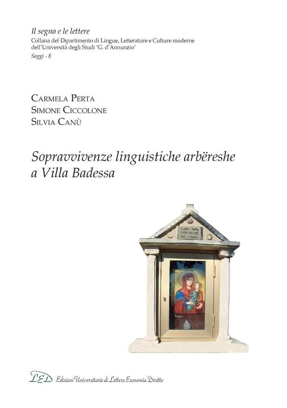 Sopravvivenze linguistiche arbëreshe a Villa Badessa