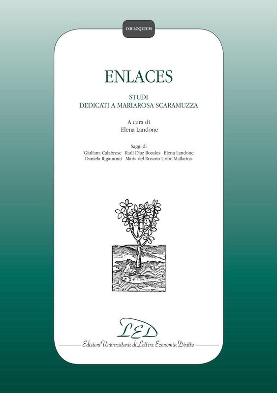 Enlaces Studi dedicati a Mariarosa Scaramuzza