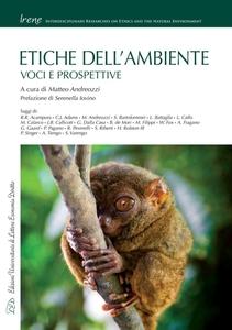 Etiche dell'ambiente Voci e prospettive
