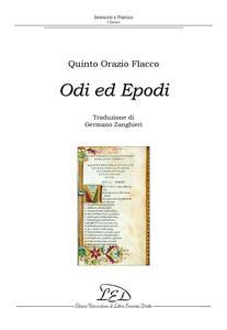 Odi ed Epodi Traduzione italiana di G. Zanghieri