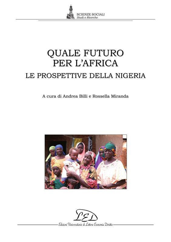 Quale futuro per l'Africa Le prospettive della Nigeria