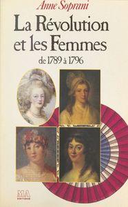 La Révolution et les femmes De 1789 à 1796