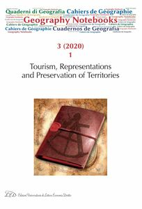 Geography Notebooks. Vol 3, No 1 (2020). Tourism, Representations and Preservation of Territories