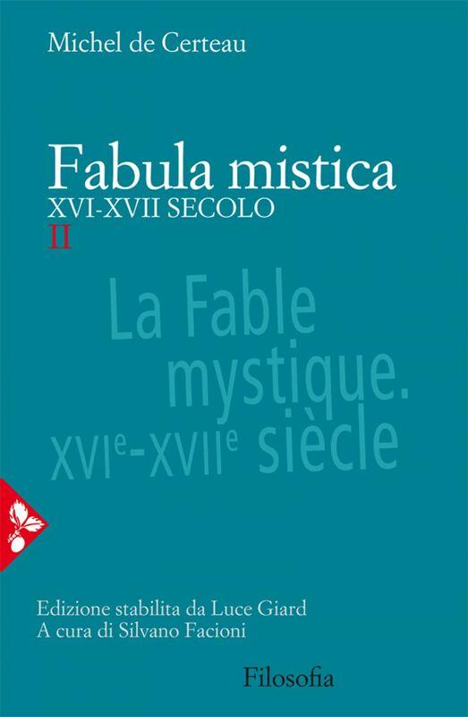 Fabula mistica XVI-XVII secolo