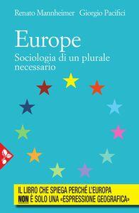 Europe Sociologia di un plurale necessario