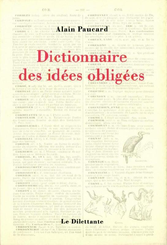 Dictionnaire des idées obligées
