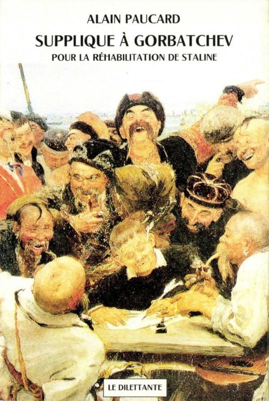 Supplique à Gorbatchev pour la réhabilitation de Staline