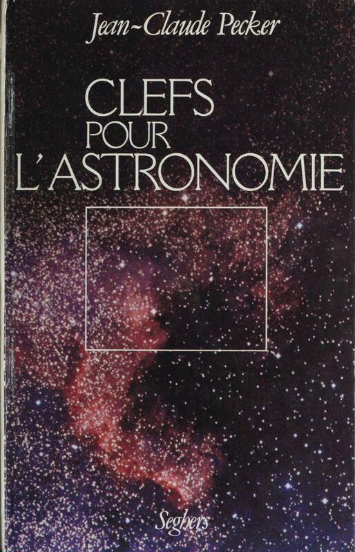 Clefs pour l'astronomie