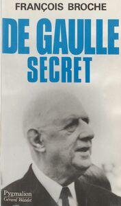 De Gaulle secret