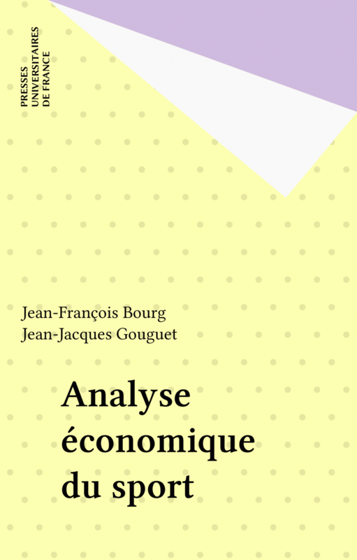Analyse économique du sport