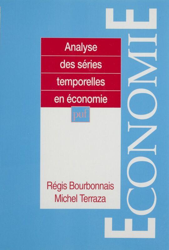 Analyse des séries temporelles en économie