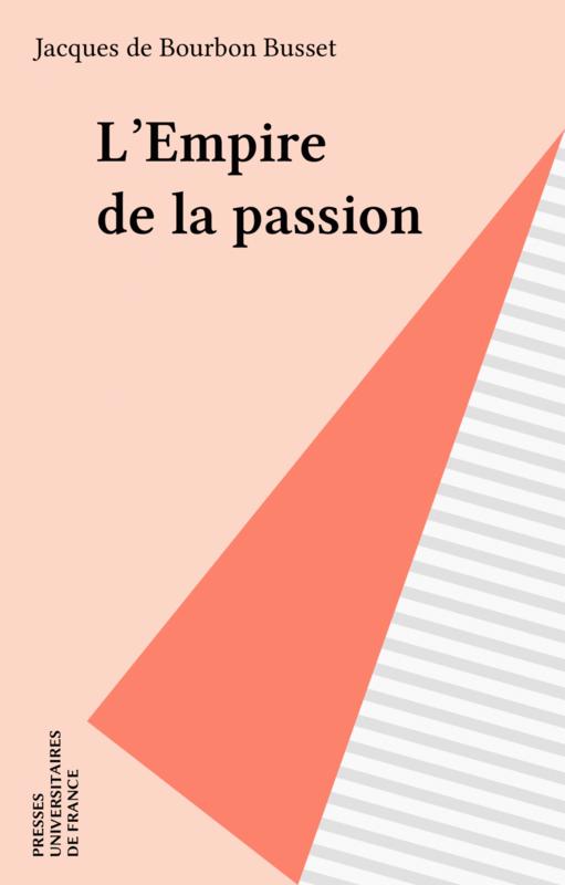 L'Empire de la passion