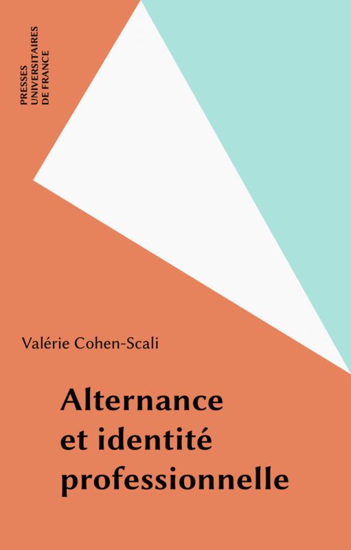 Alternance et identité professionnelle