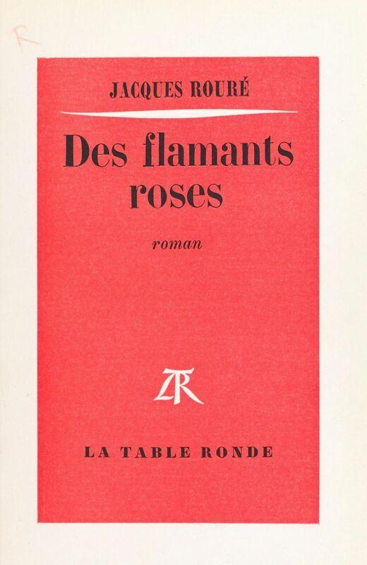 Des flamants roses