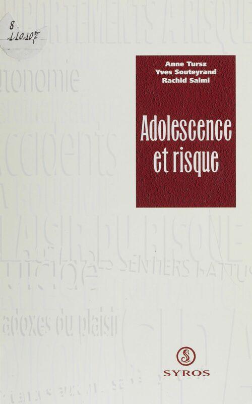 Adolescence et risque