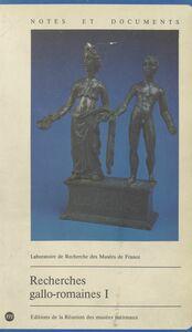 Recherches gallo-romaines (1)