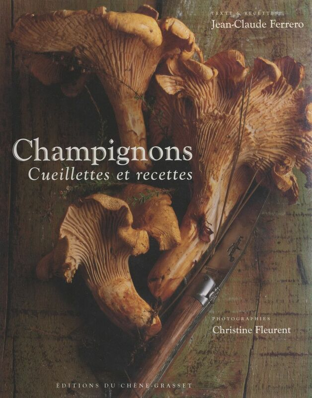 Champignons Cueillettes et recettes