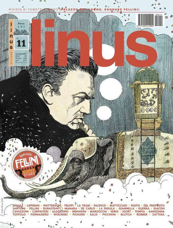 Linus. Novembre 2020