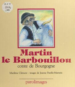Martin le barbouillou : conte de Bourgogne