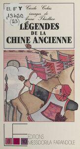 Légendes de la Chine ancienne