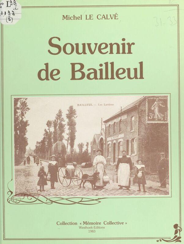 Souvenir de Bailleul