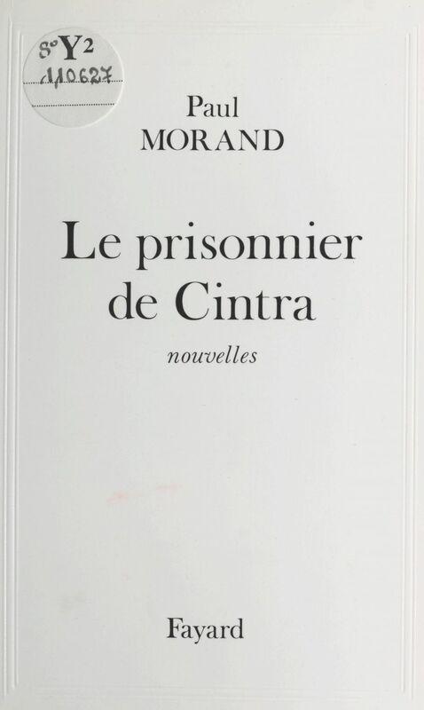 Le prisonnier de Cintra