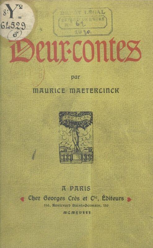 Deux-contes Le massacre des innocents. Suivi de Onirologie