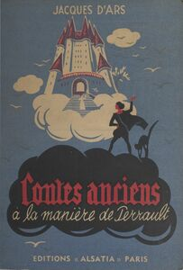 Contes anciens à la manière de Perrault